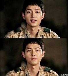 Descendants of the Sun [BTS] Song Joong Ki❤️ | cuteness overload