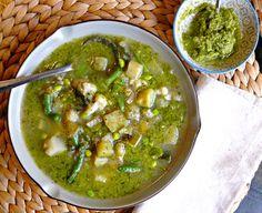1 cauli leek soup