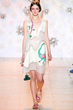 Tsumori Chisato Pret A Porter S/S 2015 Pasarela Paris
