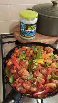 Sausage sweet potato peppers lean in 15