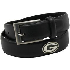Green Bay Packers Smooth Leather Tapered Belt - Black - http://buypackersgear.com/2013/10/21/green-bay-packers-smooth-leather-tapered-belt-black/ http://buypackersgear.com/wp-content/uploads/2013/10/green-bay-packers-smooth-leather-tapered-belt---8211;-black-134748.jpg