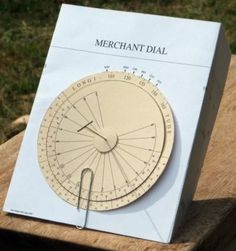 how to make an equatorial sundial that can be adjusted for longitude and clock time