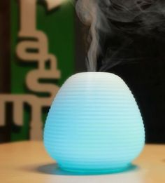 Paradise Glass Litemist Aromatherapy Essential Oil Diffuser from Daisy Giggles
