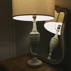 Dulces sueños - juego de lamparas tallas a mano by Provenza
