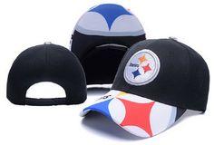 official photos 15390 c6ada NFL Mens Pittsburgh Steelers Flatbrim Cap Pittsburgh Steelers Hats, Snapback  Hats, Sports Women,