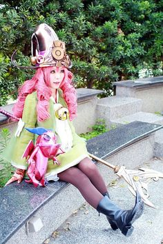 dragon trainer lulu cosplay - Google Search
