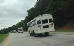 All News Pipeline has been informed that these buses are meant to carry prisoners and with potential dissident roundups now (of 'role players') confirmed by the US Army to be happening in Jade Helm 15....