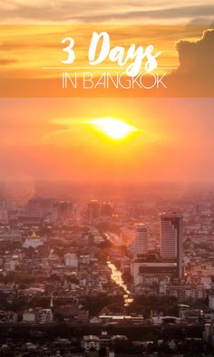 Looking for what to do with 3 days in Bangkok? A guide to the best itinerary for 3 days in Bangkok Thailand. Where to stay in Bangkok, things to do in Bangkok, what to eat in Bangkok, and much more.