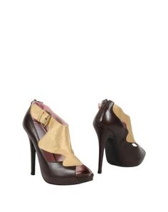 I found this great PATRICIA ROSALES Ankle boots for $195 on yoox.com. Click to get a code for Free Standard Shipping on your next order.
