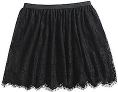 Dream Out Loud by Selena Gomez Lace Miniskirt – $14 at Kmart