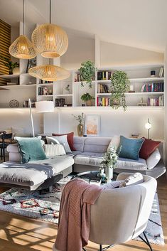 Living Room Remodel, Living Room Paint, Living Room Colors, Home Living Room, Living Room Kitchen, Living Room Decor, Simple Living Room, Small Living Rooms, Living Room Trends