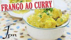 Receita de Frango ao Curry
