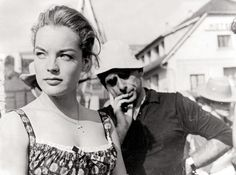 Austrian actress Romy Schneider.  This year marks the 30th anniversary of her death.