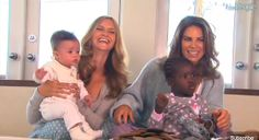 """Actually, they are the cutest family ever. 