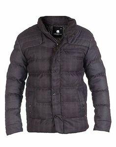 Amazon.com: American Stitch Ams Puff Jacket: Clothing   $109