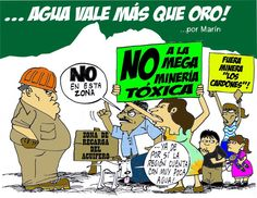 No a la MEGA MINERIA TOXICA #mineriatoxica Loa Cardones #BCS #mexico Comic Books, Comics, Cover, Environment, Short Stories, Water, Night, Gold, Argentina