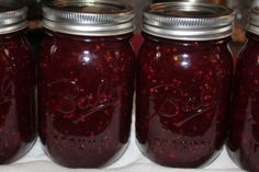 Blackberry Jam – Adapting 4 Natural Ingredients To Make A Thicker Jam With No Sugar OrPectin