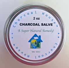 Charcoal House review: Coconut Activated Charcoal Herbal Salve - Drawing agent