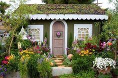 la maison de la fée Tartine