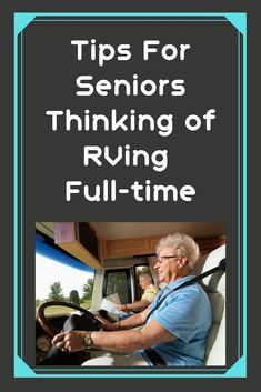 What type of RV? RV Parks for Seniors, Safety Tips, Seniors thinking of RVing full-time. Rv Camping Checklist, Rv Camping Tips, Travel Trailer Camping, Rv Travel, Camping Life, Rv Life, Camping Ideas, Camping Products, Camping Essentials