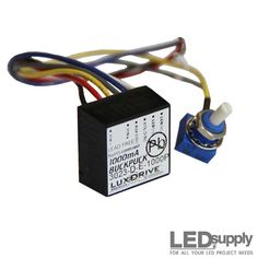 magtech 3 watt 700ma constant current led driver led. Black Bedroom Furniture Sets. Home Design Ideas