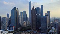 GUANGZHOU | CTF Finance Centre | 530m | 1739ft | 111 fl | T/O - Page 159 - SkyscraperCity