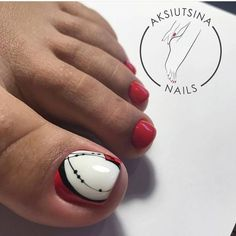 New ideas nails french pedicure French Nails, French Pedicure, Pedicure Nail Art, Pedicure Designs, Toe Nail Designs, Fall Toe Nails, Pretty Toe Nails, Cute Toe Nails, Love Nails