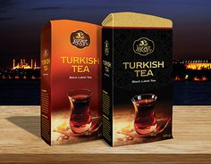 """Check out new work on my @Behance portfolio: """"TURKISH TEA PACKING"""" http://on.be.net/1FWM9Tb"""