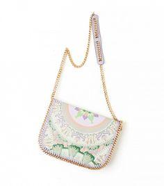 Eva Mendes Collection Venezia Chain-Detail Bag