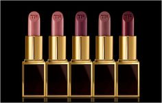 Tom Ford Beauty Lips and Boys Collection For Black Friday 2014