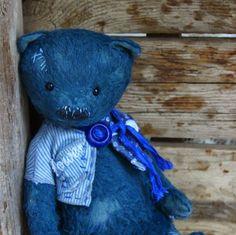 Teddy Bear PATTERN Playfellow. Artist PDF by IrinkaTeddyBears