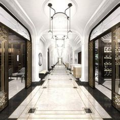 Dernier & Hamlyn illuminates London's The Wellesley | Hotel Management