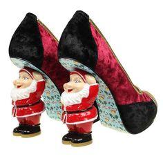 Christmas heels from Irregular Choice :-)