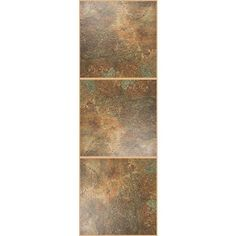 TrafficMaster - TrafficMaster Allure, Chocolate Resilient Vinyl Tile Flooring - 211816 - Home Depot Canada