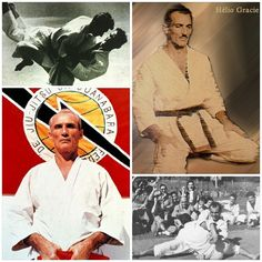 Grand Master Helio Gracie would be 100 on October 1, 2013