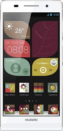Huawei Ascend P6 | Bestmobilenow