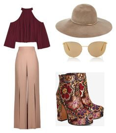 Designer Clothes, Shoes & Bags for Women Walter Baker, Cushnie Et Ochs, Eugenia Kim, Polyvore Fashion, Shoe Bag, Clothing, Stuff To Buy, Shopping, Collection