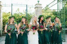 Free People bridesmaids.  Kate Love Photo.
