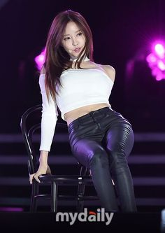 Hyomin Showcases Her Nice Body At Dream Concert :: Daily K Pop News | Latest K-Pop News