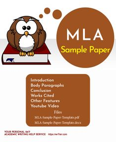 The MLA sample paper covers recommendations for all sections of academic works, including the introduction, body paragraphs, conclusion, and Works Cited. Perfect Image, Perfect Photo, Love Photos, Cool Pictures, Sample Paper, Academic Writing, Paper Cover, Thats Not My