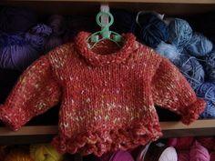 Oh Baby Orange Pullover by funkybabynation on Etsy