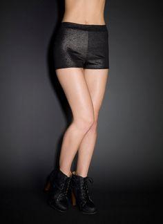 Glitter Shorts | Clothing