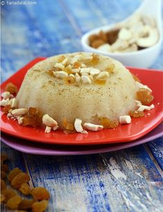 Rava Sheera, a wonderful dessert that can be prepared in minutes. It does not require much advance preparation, and can be whipped up even at short notice. Rava sheera is traditional, yet modern in its simplicity, making it a sheer delight.