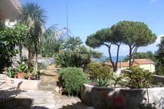 Villa vista mare all'Isola d'Elba in vendita, Toscana, Portoferraio Terrazzo, Villa, Plants, Flora, Fork, Plant, Villas