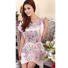 Lady's Cute Trendy Lounge Wear Discount Shoes, Nightwear, Style Guides, Lounge Wear, Rompers, Lady, Cute, How To Wear, Clothes