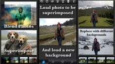 Professional Grade Superimposed or Juxtaposed Photos | Kim Kommando The app I'm talking about is called Superimpose and it's hours of fun. Get the fun photo app that lets you have have some serious fun with your photos....
