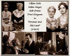 Rare film & TV classics on DVD!: Arsenic & Old Lace (1969) & 1944) Lillian Gish, Helen Hayes, Cary Grant, Bob Crane
