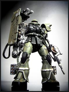 MG 1/100 MS-06J Zaku 2.0 Conversion - Customized Build   Modeled bycpaguy      CLICK HERE TO VIEW FULL POST...