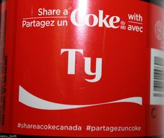 SHARE A COKE WITH JAYDEN COCA COLA EXCLUSIVE CANADIAN ONLY NAME