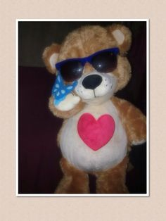 Call me Mr Teddy.